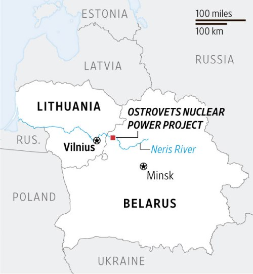 Ostrovers Vilnius